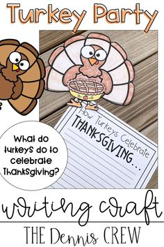 IT'S TIME FOR TURKEYS TO TAKE BACK THANKSGIVING!!!