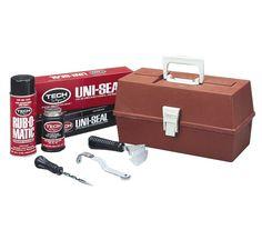 TECH Tubeless Tire Shop Repair Kit Complete Kit pn: 880