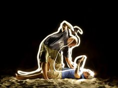 photography projects   painting with light