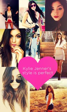 We <3 Kylie Jenner's style. #KylieJenner