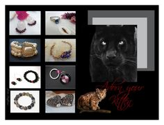 Adorn your Kitten by stuffezes on Polyvore featuring BMW, Bibi and vintage