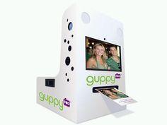 guppyPOD™, The World's Smallest Photo Booth Kiosk Station by Alpha Event Marketing Services, Inc. — Kickstarter