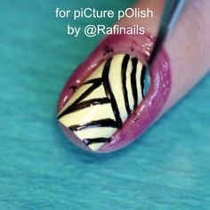 Masha aka @rafinails shows us how to do an 'Abstract Art' technique = so creative! The 9th tutorial in our video collaboration series ❤️❤️thanks Masha :) PP shades: Mellow Yellow, Black, Marine + Gloss on Top! Liquid Palisade by @kiesque (available via PP on-line) ⭐️That Remover + Those Wipes + MoYou London + Liquid Palisade + NailVinyls + Nail Butter + Creative Shop BIG Stamper all available via PP link in bio⭐️ #aussienails #picturepolish #polish #lovemanicure #nail #nails #nailpolish…