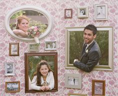 Great photobooth with frames
