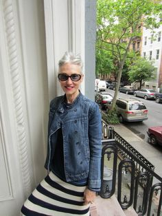 Linda Rodin - classic casual perfection