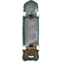 Element Moonshine Saw Complete Skateboard. Size X Board Nose - Tail - Wheel Base Complete Skateboards, Cool Skateboards, Skateboard Design, Skate Decks, Longboarding, Shape Design, Urban Art, Artsy Fartsy, Surfboard