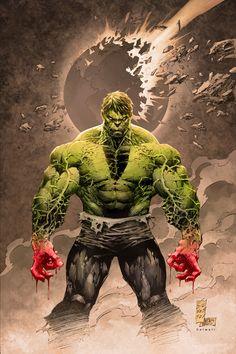 Hulk Asunder: Revised by ~JeremyColwell on deviantART Hulk Avengers, Batman Vs Superman, Marvel Heroes, Marvel Characters, Marvel Avengers, Marvel Comic Universe, Marvel Comics Art, Arte Do Hulk, Hulk Artwork