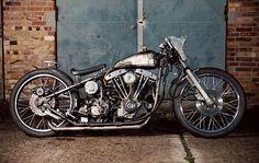 HARLEY-DAVIDSON FXS CUSTOM BY BERNHARD ELFLEIN | Custom Motorcycles & Classic Motorcycles - BikeGlam