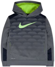 Nike Therma-Fit Pullover Sweatshirt, Little Boys (2-7)