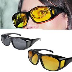 758fe1a77935f HD Vision Over Wrap Around Sunglasses Safety Night Driving Goggles
