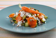 Porkkana-siemensalaatti | Valio