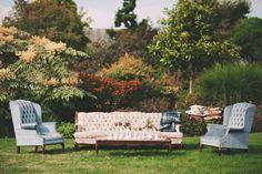 Vintage Lounge Wedding - Apartment Photography + Bespoke Decor Rentals (Vancouver, BC)
