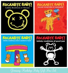 Rockabye Baby...also a great Pandora station for good listening!