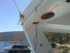A glimpse over the beautiful Eildon Harbour as we worked away installing the new 100% legal Telstra NextG Cel-Fi Repeater/booster for increased mobile coverage whilst cursing lake Eildon  see our other sites Web:- www.waykatservice... Twitter:- www.twitter.com/... Facebook:- www.facebook.com/... Wind Turbine, Boat, Facebook, Twitter, House, Beautiful, Dinghy, Home, Boats