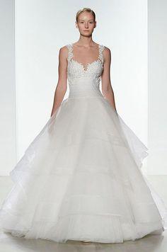 Ball Gown Wedding Dresses : Kenneth Pool Spring 2016