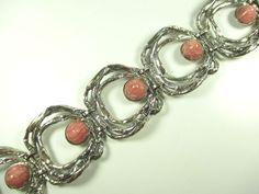Fahrner Designer Armband 925 Sterling Silber 70er silver bracelet Modernist x32