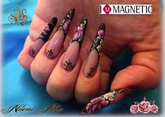 Nails with Master Paint by Noemi Ibba!