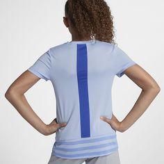 Nike Dri-FIT Big Kids' (Girls') Short Sleeve Training Top Big Kids, Kids Girls, Kids Sportswear, Training Tops, Short Girls, Nike Dri Fit, Chef Jackets, Fitness, Sleeve