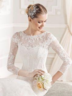 La Sposa trouwjurk