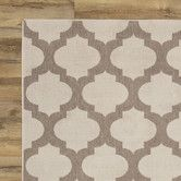 Found it at Wayfair - Odell Taupe Rug