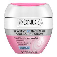 Pond's Correcting Cream, Clarant B3 Dark Spot Normal to D... https://www.amazon.com/dp/B002VA4LMU/ref=cm_sw_r_pi_dp_x_S1k5ybBJPWERR