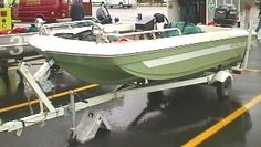 Vestal Fire Department (NY) 16' rescue one connector boat