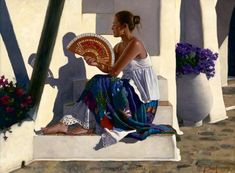 Figurative Paintings by Gabriel Picart