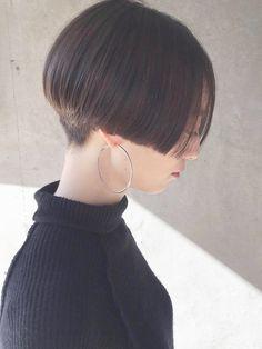 Asian Bangs, Asian Short Hair, Girl Short Hair, Cortes Bob, Medium Hair Styles, Long Hair Styles, Underlights Hair, Shot Hair Styles, Bowl Cut