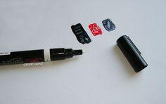 Review | Nail Art Pen | Fast Dry DIY Nail Art Quick Drawing Paint Polish Pens