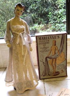 1940s Latexture Mannequin Sewing Doll RARE by UnforgettableVintage