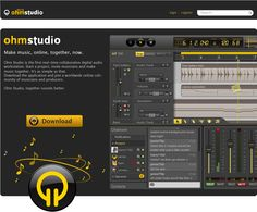 Ohm Studio is the first real-time collaborative digital audio workstation.