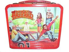 Retro Lunch Boxes - Take a Blast to the Past With Geeky Vintage Lunch Boxes (GALLERY)