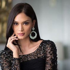 Miss Universe 2015 Winners and Runners-up 10 Most Beautiful Women, Most Beautiful Faces, Beautiful Girl Image, Miss Universe Philippines, Miss Philippines, Beauty Magic, True Beauty, Hair Beauty, Pia Wurtzbach Style