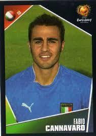 Fabio Cannavaro of Italy. Uefa Euro 2008, European Championships, World Cup, Japan, Baseball Cards, Sports, Portugal, Classic, Trading Cards