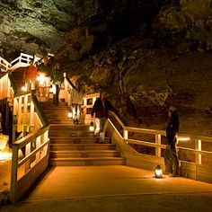 Mammoth Cave National Park - The South's Best Bargain Family Adventures - Southern Living #kentucky #caves #mammothcave