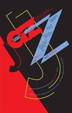 place in Jazz Poster Competition, 2004 / Florida State College at Jacksonville. Jazz Festival, Festival Posters, Concert Posters, Jazz Concert, Theatre Posters, Music Posters, Jazz Poster, Blue Poster, Gig Poster