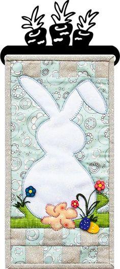 MM804 Bunny Got Back pattern