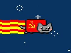 Nyan Cat SOVIET!!!