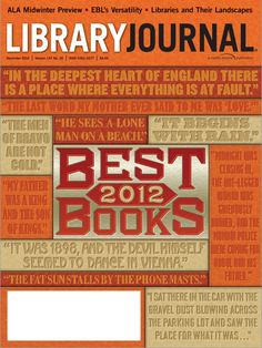 Library Journal's Best Books and Media of 2012