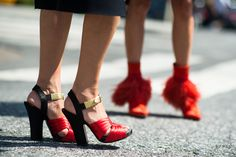 New York Fashion Week Spring 2015 Day 3