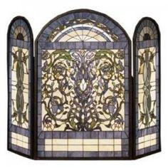 decorative fireplace screens - Decorative Fireplace Screens