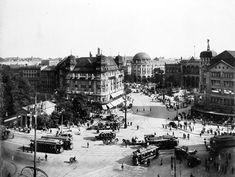 Potsdamer Platz Blickrichtung Süd, ca. Potsdamer Platz, Upload Pictures, Historical Photos, Alter, Wwii, Paris Skyline, Times Square, Dolores Park, Germany