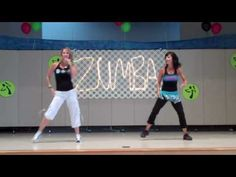 Rock This Party - Warm Up - Great cues by the instructor