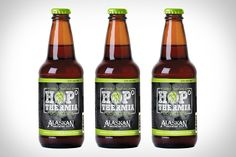 Alaskan Brewing Hopothermia Beer