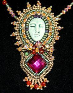 Lady Pin Pendant