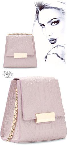 Brilliant Luxury by Emmy DE ♦ Boudoir des Lubies Paris ~ Capucine Croco Lavande