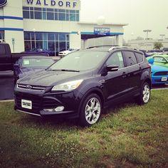 NEW 2013 Ford Escape @Waldorf Ford #escape