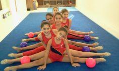 Turma Avançado - Gr #ginasticaritmica #rhythmicgymnastics