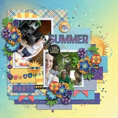 Eclipse by Kristin Aagard Designs http://the-lilypad.com/store/digital-scrapbooking-kit-eclipse.html Amazing year - June 1. by Tinci Designs  http://store.gingerscraps.net/Amazing-year-June-1..html