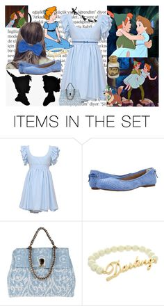 """I'm Wendy. Wendy Darling."" by divadayana on Polyvore featuring art"